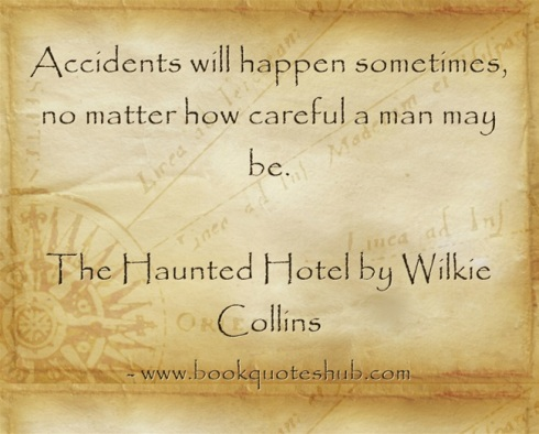 Accidents quote image