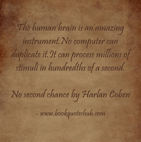 quote about human brain