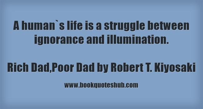 Rich Dad Poor Dad | Book Quotes Hub