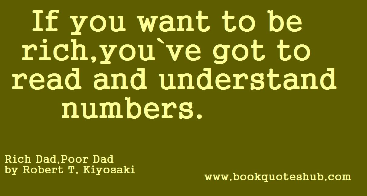 Rich Dad Poor Dad Quotes Robert Tkiyosaki  Book Quotes Hub