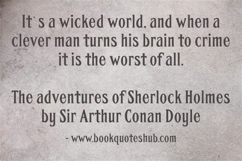 Quote about clever man