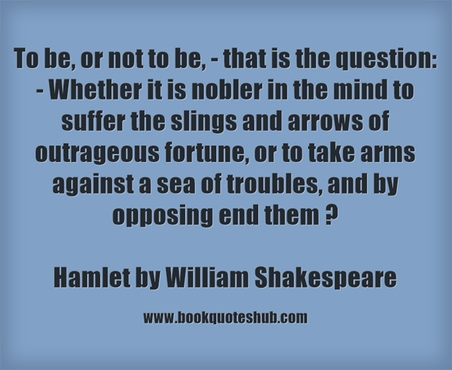 anger and shakespeare The wages of sin in hamlet the wages of sin is death so the apostle paul writes in his letter to the romans, and thousands of years later shakespeare would write on.