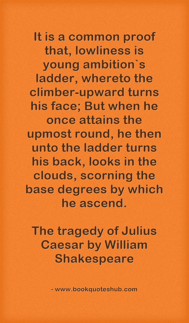 the tragedy of julius caesar when Though it's titled the tragedy of julius caesar, the man himself appears only in five scenes in the entire play however, such is his impact on the events that.