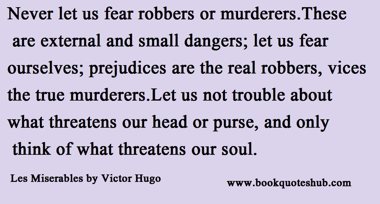 Victor Hugo Quotes - Magazine cover