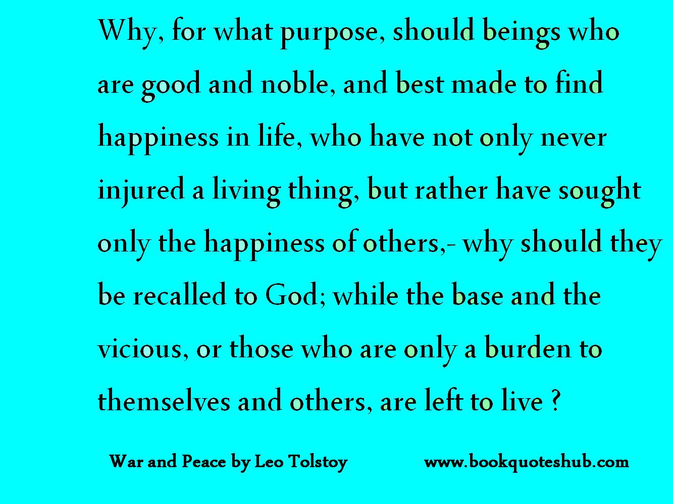 War And Peace Book Quotes Hub Page 3