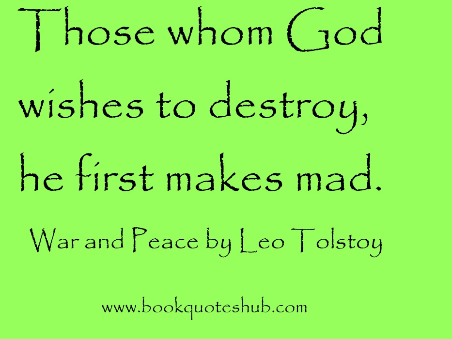 """the life and literary piece war and peace by leo tolstoy His concern: """"this character of that time, which lives in our imagination  as a  veteran of the crimea, tolstoy wrote war and peace to match his own  up years  of hard work writing literary fiction to sell out and become a hack."""