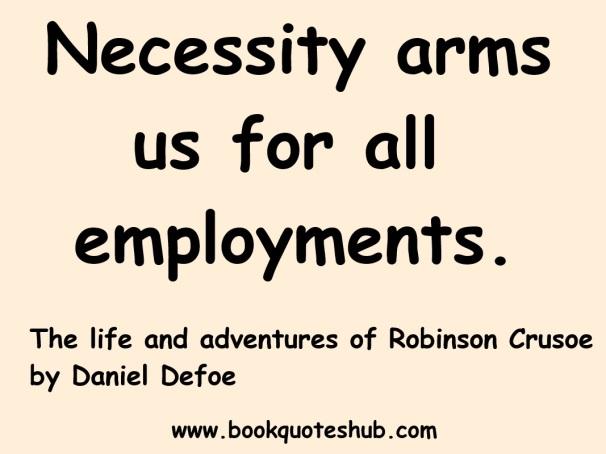 Necessity quote image