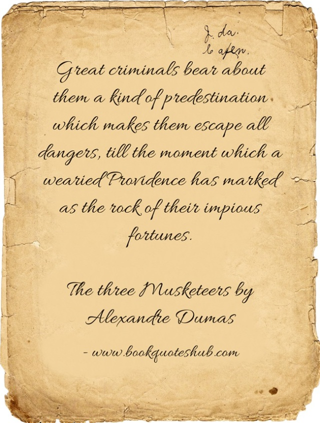 great criminals quote image
