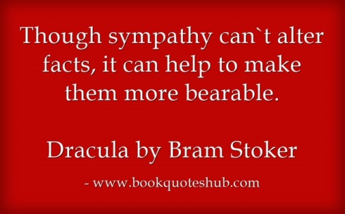 Quote about sympathy