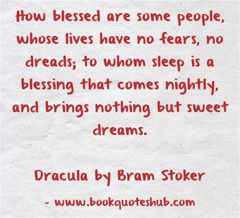 Quote about blessed people