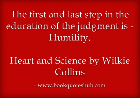 Humility quote image