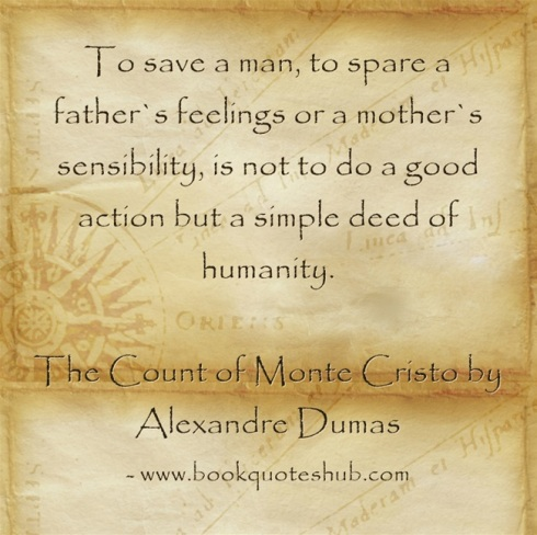 Duty of humanity quote