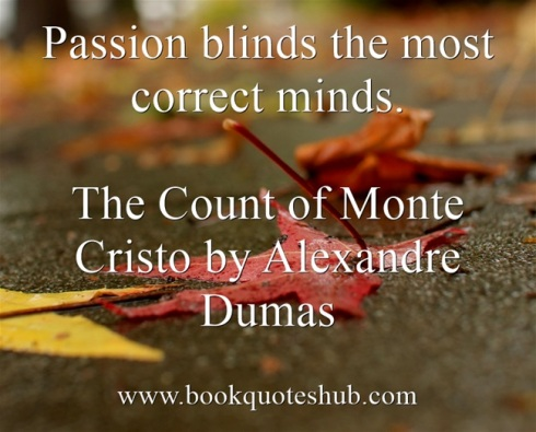 Passion quote image