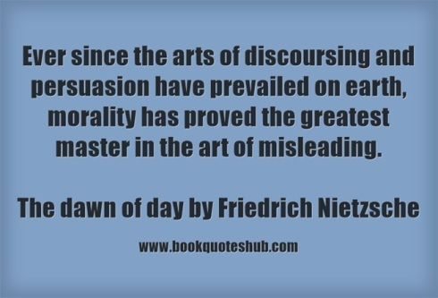 Quote about persuasion