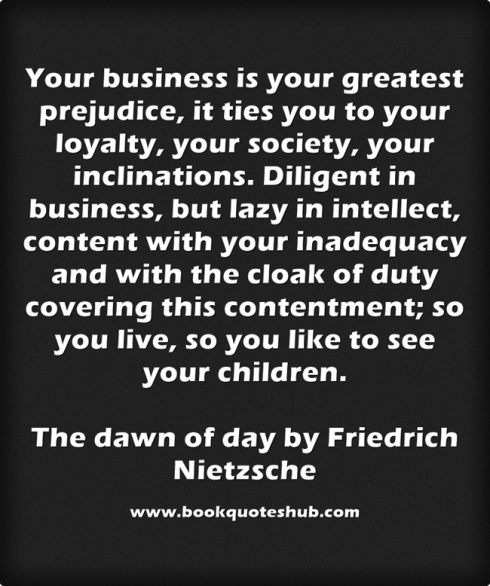 Quote about your business
