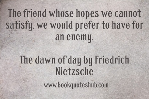 Quote about friend